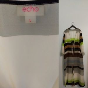 Echo swimsuit cover up.